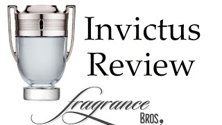 Paco Rabanne Invictus Review! The anti-hype is real