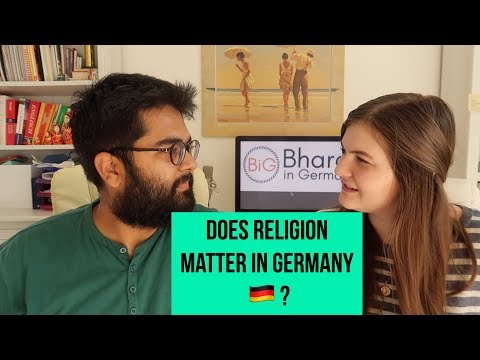 Do Germans Care About Religion? - German 🇩🇪Lifestyle Q&A