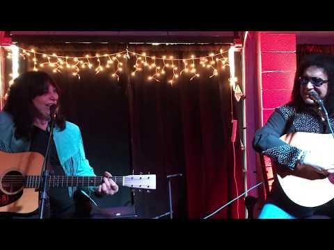 Gene Simmons & Vinnie Vincent Nashville Vault