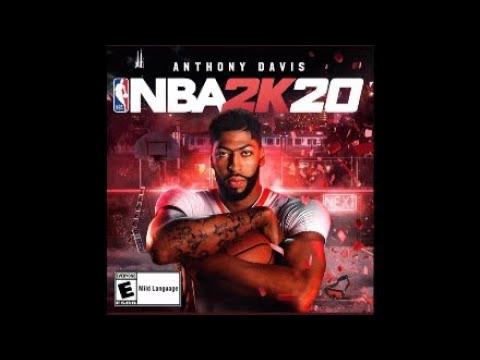 Leaked Nba 2k20 Cover Athlete Anthony Davis Youtube