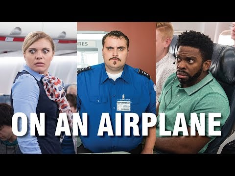 Studio C on an Airplane - Special 100th Episode Compilation