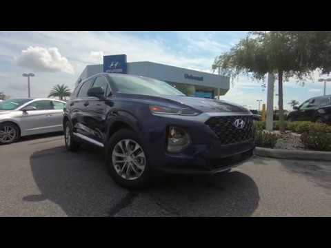 2019 Hyundai Santa Fe SE Inside Out