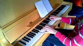 Wise Guys - Ständchen Piano Cover