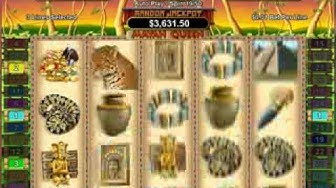 Free Mayan Queen Slot Games - $60 No Deposit Bonus @ High Noon Casino