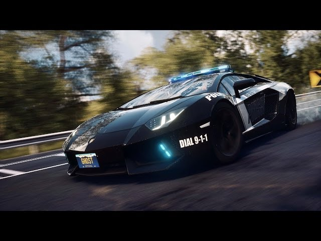 Need For Speed Rivals Review Police Action