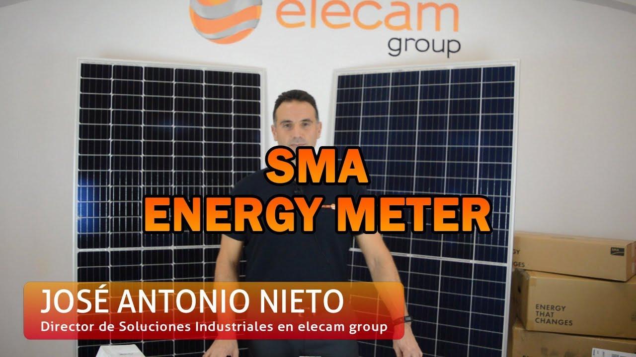 Download Presentación del SMA Energy Meter.