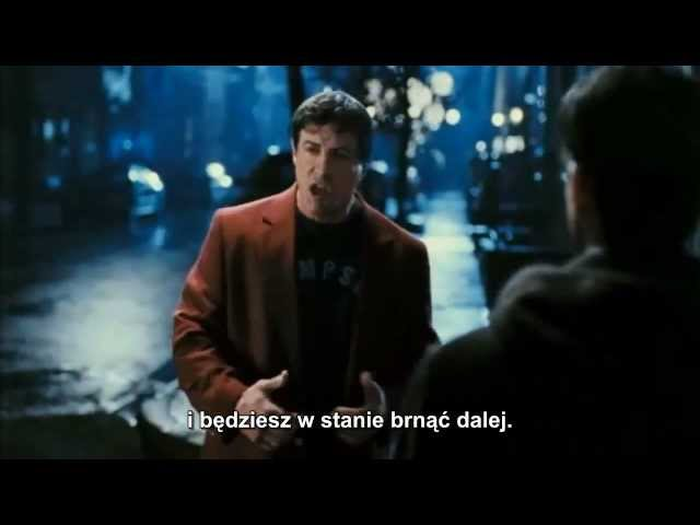 Stallone - Motywacja - Rocky Balboa [Polskie Napisy]