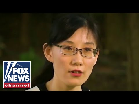 Chinese virologist accuses