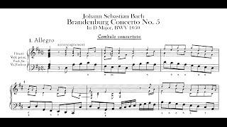 Bach: Brandenburg Concerto No.5 in D, BWV 1050 (Musica Antiqua Köln)