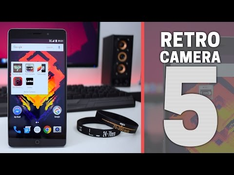 TOP 5 Android Retro Camera Apps
