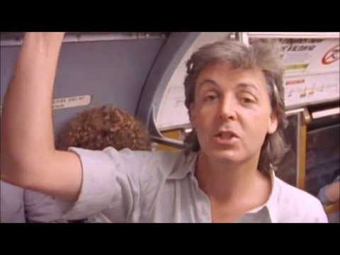 "Paul McCartney: ""Press"" Music Video (1986)"