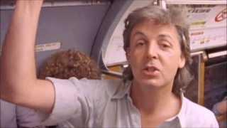 "Paul McCartney: ""Press"" Music Video (1986)"