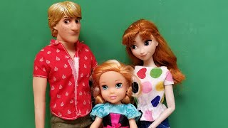 Anna's Surprise ! Elsa And Anna Toddlers - News