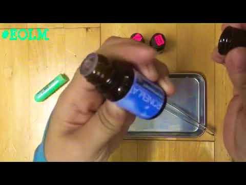 Eo Diy Cara Membuat Essential Oil Inhaler Stick Youtube