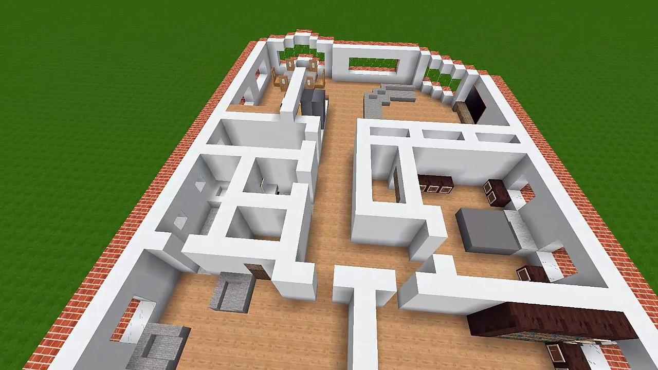 Minecraft Blueprints 1 - YouTube