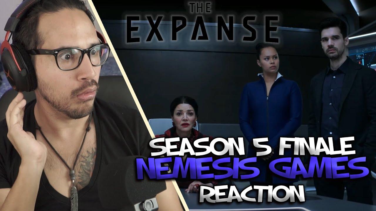 Download The Expanse REACTION   Season 5 FINALE Episode 10   Nemesis Games