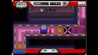 Marvel Super Hero Squad: Stones of Thanos Gameplay
