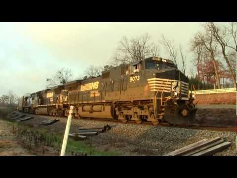 NS Piedmont Division 2/3/13: Banner Check to Full Throttle
