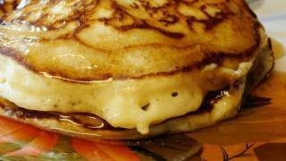 How to Make Buttermilk Pancakes from Scratch