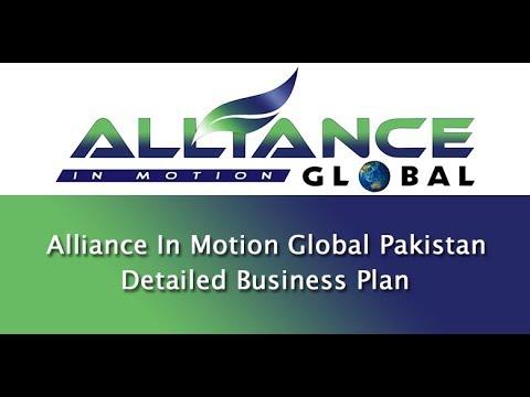 Alliance In Motion Global Pakistan Marketing Presentation