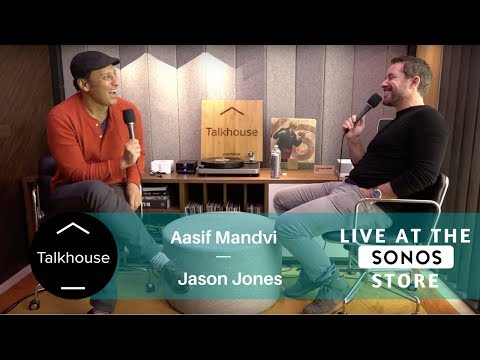 Live at the Sonos Store: Aasif Mandvi with Jason Jones