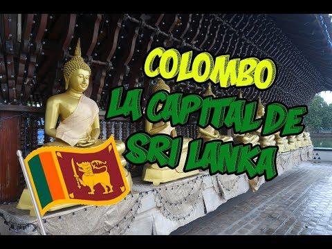 EVITA esta VISITA en SRI LANKA | COLOMBO, la CAPITAL + FEA que he VISTO