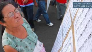 TSE ve complicado depurar padrón electoral para 2015