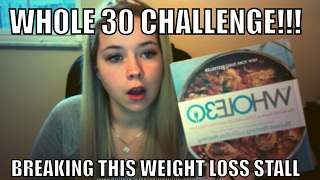 WHOLE 30 CHALLENGE! Time to get the next 40 pounds off! Body Reset Diet!