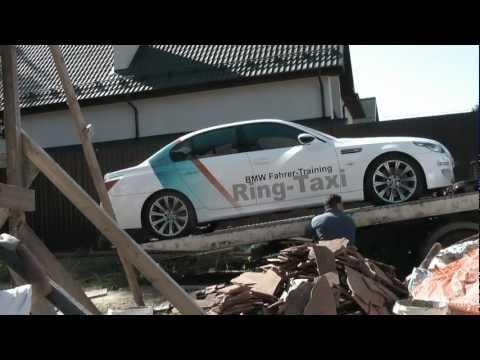 """BMW M5 E60 Поломка и ремонт BMW M5 """"SMG"""" (1)"""