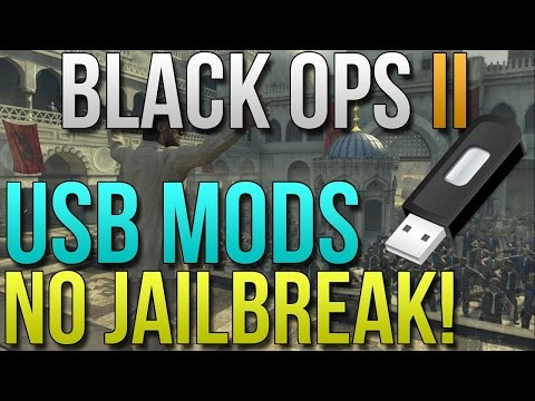 Black ops 2 mods USB {no jailbreak}