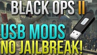 Black ops 2 mods USB {no jailbreak}