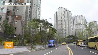 서울 아파트값, 왜 9개월 만에 꺾였나…부동산 전망은