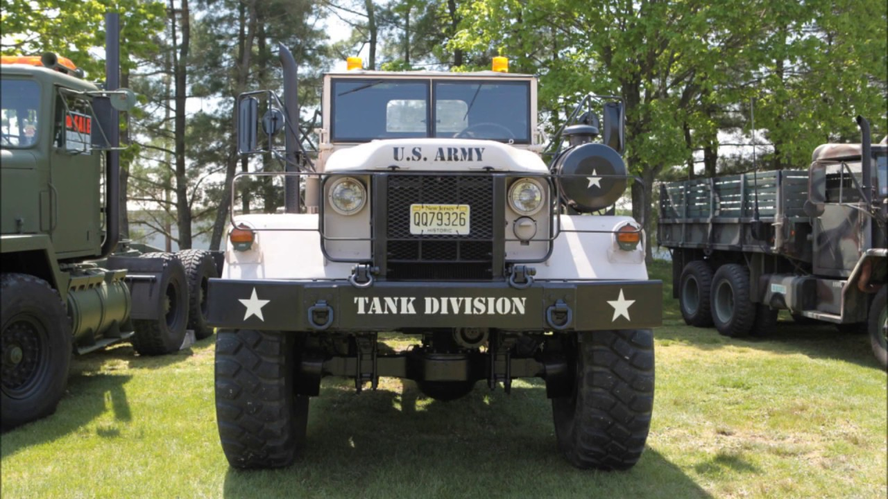 mta swap meet and military vehicle show