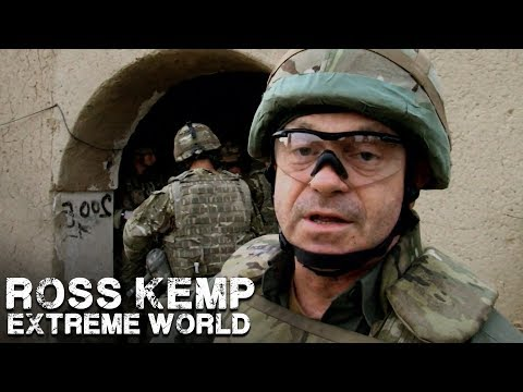 Ross & The Marines Arrest Two Explosives Suspects in Afghanistan | Ross Kemp Extreme World