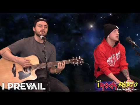 irockradio.com - I Prevail (Acoustic) - Stuck in your Head