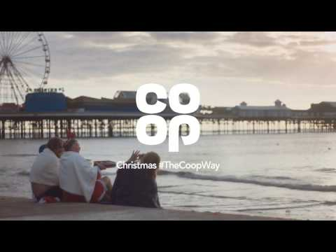 Co-op Food Christmas Advert 2016