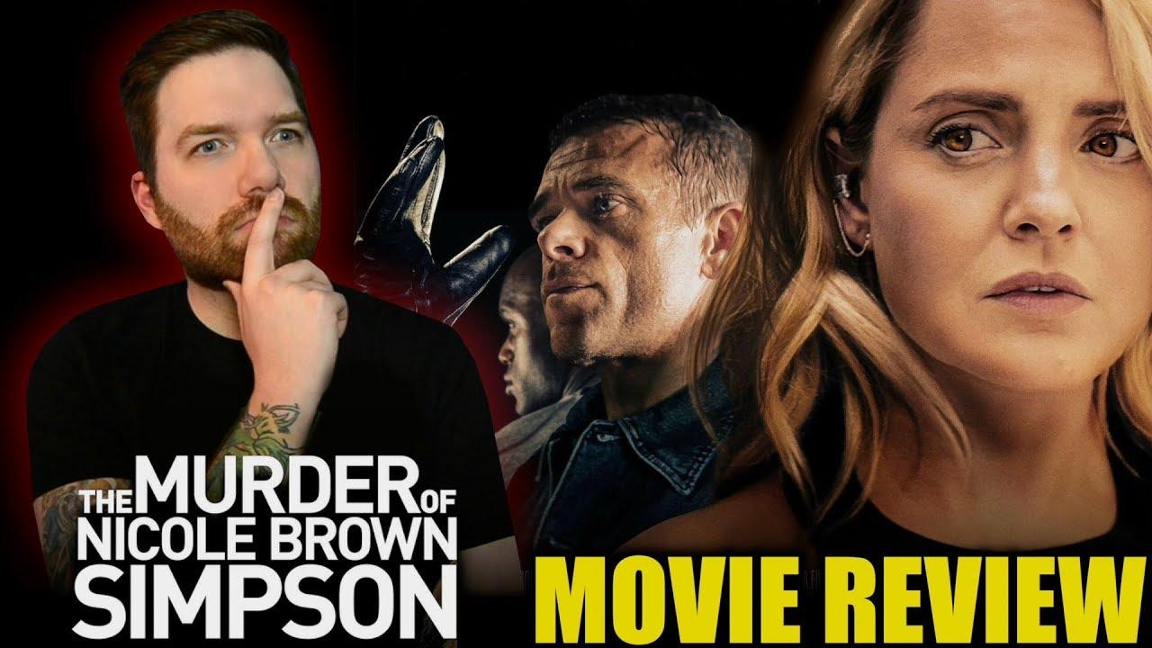 Chris Stuckmann reviews The Murder of Nicole Brown Simpson