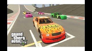 قراند 5 : تحديث السيارات الجديدة و اضافة سباقات سيارات رهيبة !!