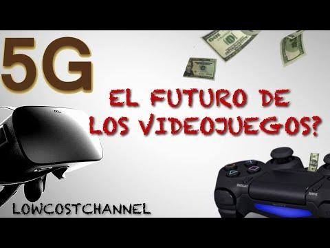EL FUTURO DE LOS VIDEOJUEGOS / 5G/ VR