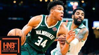 Boston Celtics vs Milwaukee Bucks - Game 3 - Full Game Highlights | 2019 NBA Playoffs