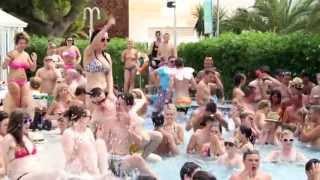 Смотреть клип Basshunter - Dream On The Dancefloor