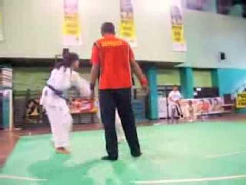 INTANOLEB - Semi Final Ju jitsu Mahakam di Mahakam Festival 2011