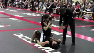 Falisha NAGA first fight