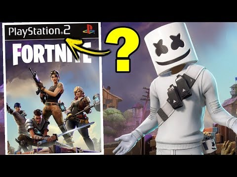 UM FORTNITE DE PLAYSTATION 2!?