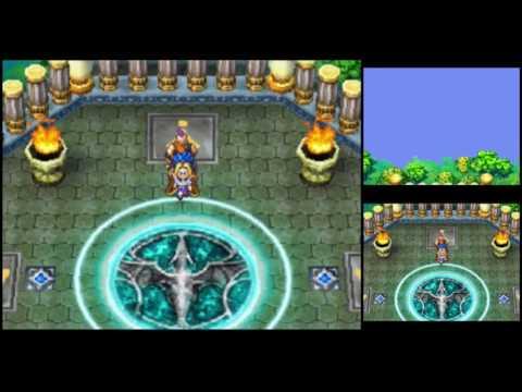 Dragon Quest VI [DS] (Commentary) #094, Shrine of Legend: Boss: Stormsgate Citadel