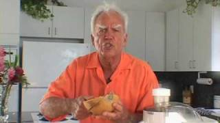 Juiceman Jay Kordich Part 5 - #1 Beta Carotene Drink in the World