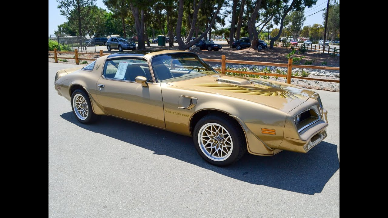 sold 1978 pontiac trans am w72 4 speed for sale by. Black Bedroom Furniture Sets. Home Design Ideas