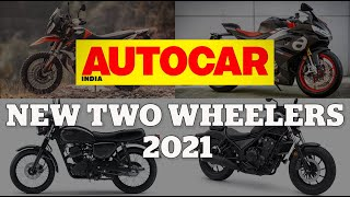 New Bikes 2021 Special: A to Z list of all motorcycles \u0026 scooters expected this year | Autocar India