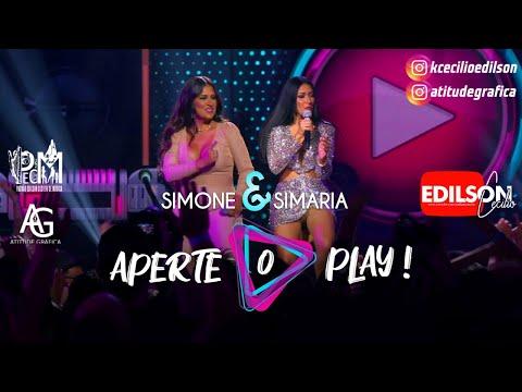 Simone e Simaria - Aperte o play Novo DVD Inscreva-se e Veja Antes