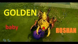 GOLDEN BABY ROSHAN ЗА 4 КЕЯ